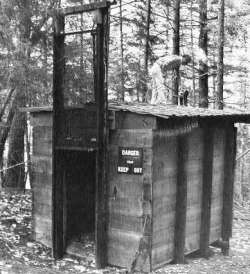 BIGFOOT TRAP!!!