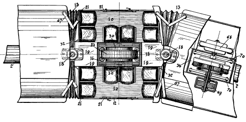 Figure 1 from patent #867,007
