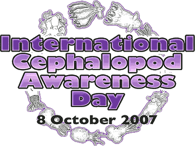 International Cephalopod Awareness Day, 8 October 2007