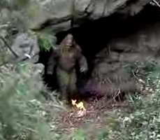 SASQUATCH EXTINGUISHES FLAME!!!