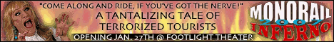 Monorail Inferno banner ad