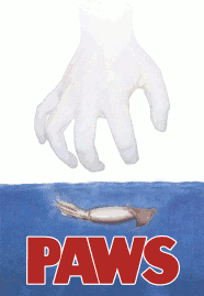 'PAWS' Poster