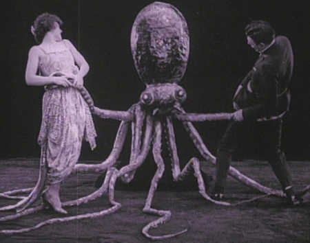 The Trail of the Octopus (1919)