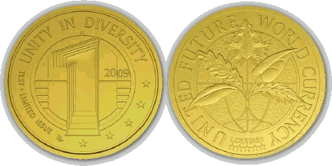 Coin Obverse And Reverse